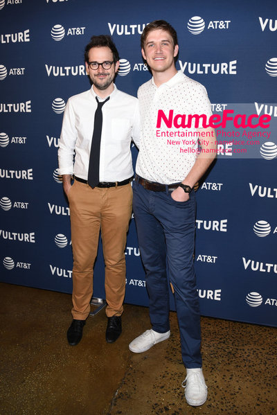 5th Annual Vulture Festival 2018 Second Day Jesse Fox and Bo Burnham - NameFace Photo Agency New York City - hello@nameface.com - nameface.com - Photo by Daniela Kirsch