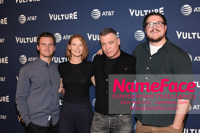 5th Annual Vulture Festival 2018 Second Day Jonathan Groff, Anna Torv, Holt McCallany and Cameron Britton - NameFace Photo Agency New York City - hello@nameface.com - nameface.com - Photo by Daniela Kirsch