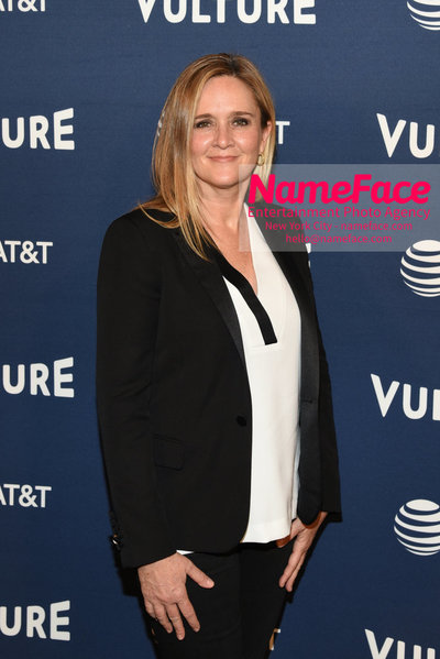 5th Annual Vulture Festival 2018 Second Day Samantha Bee - NameFace Photo Agency New York City - hello@nameface.com - nameface.com - Photo by Daniela Kirsch