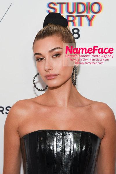 2018 Whitney Gala Sponsored By Audi Hailey Baldwin - NameFace Photo Agency New York City - hello@nameface.com - nameface.com - Photo by Daniela Kirsch