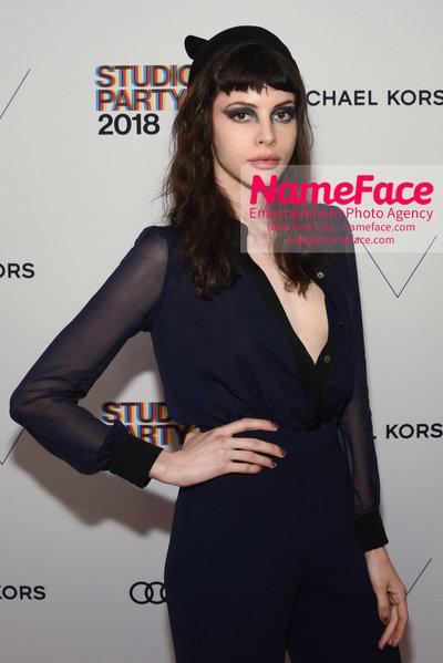2018 Whitney Gala Sponsored By Audi Charlotte Kemp Muhl - NameFace Photo Agency New York City - hello@nameface.com - nameface.com - Photo by Daniela Kirsch