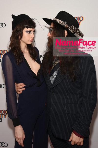 2018 Whitney Gala Sponsored By Audi Charlotte Kemp Muhl and Sean Lennon - NameFace Photo Agency New York City - hello@nameface.com - nameface.com - Photo by Daniela Kirsch