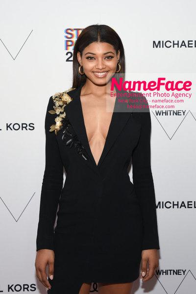 2018 Whitney Gala Sponsored By Audi Danielle Herrington - NameFace Photo Agency New York City - hello@nameface.com - nameface.com - Photo by Daniela Kirsch