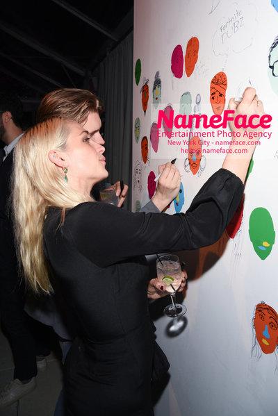 2018 Whitney Gala Sponsored By Audi Jemima Kirke - NameFace Photo Agency New York City - hello@nameface.com - nameface.com - Photo by Daniela Kirsch