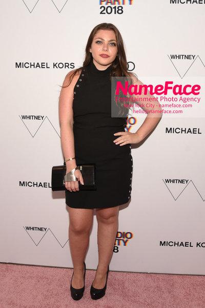 2018 Whitney Gala Sponsored By Audi Ally Shapiro - NameFace Photo Agency New York City - hello@nameface.com - nameface.com - Photo by Daniela Kirsch