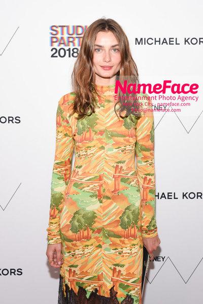 2018 Whitney Gala Sponsored By Audi Andreea Diaconu - NameFace Photo Agency New York City - hello@nameface.com - nameface.com - Photo by Daniela Kirsch