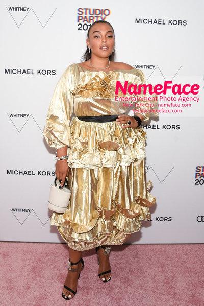 2018 Whitney Gala Sponsored By Audi Paloma Elsesser - NameFace Photo Agency New York City - hello@nameface.com - nameface.com - Photo by Daniela Kirsch