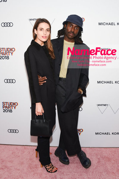 2018 Whitney Gala Sponsored By Audi Anna Kras and Dev Hynes - NameFace Photo Agency New York City - hello@nameface.com - nameface.com - Photo by Daniela Kirsch