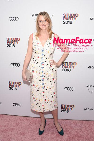 2018 Whitney Gala Sponsored By Audi Anne Huntington - NameFace Photo Agency New York City - hello@nameface.com - nameface.com - Photo by Daniela Kirsch