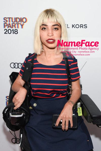 2018 Whitney Gala Sponsored By Audi Jillian Mercado - NameFace Photo Agency New York City - hello@nameface.com - nameface.com - Photo by Daniela Kirsch