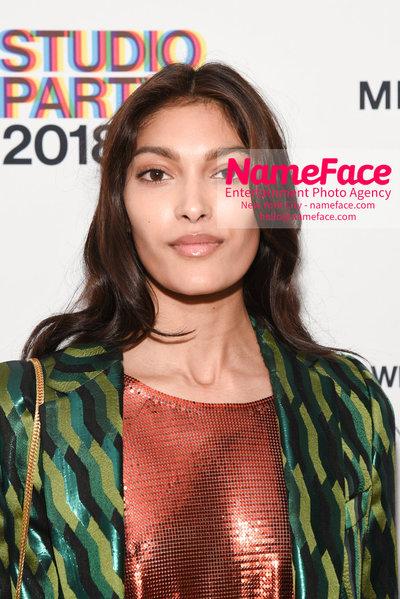 2018 Whitney Gala Sponsored By Audi Pritika Swarup - NameFace Photo Agency New York City - hello@nameface.com - nameface.com - Photo by Daniela Kirsch