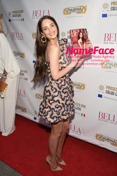 BELLA New York Beauty Cover Launch Party hosted by Alexa Ray Joel Alexa Ray Joel - NameFace Photo Agency New York City - hello@nameface.com - nameface.com - Photo by Daniela Kirsch
