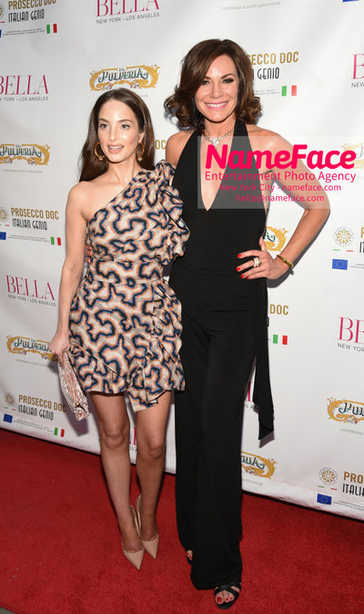 BELLA New York Beauty Cover Launch Party hosted by Alexa Ray Joel Alexa Ray Joel and Countess LuAnn de Lesseps - NameFace Photo Agency New York City - hello@nameface.com - nameface.com - Photo by Daniela Kirsch