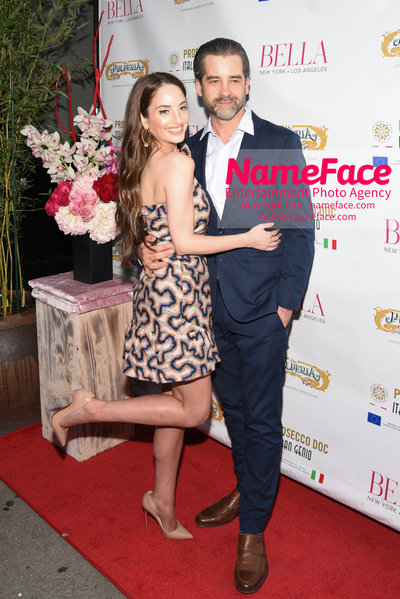 BELLA New York Beauty Cover Launch Party hosted by Alexa Ray Joel Alexa Ray Joel and Ryan Gleason - NameFace Photo Agency New York City - hello@nameface.com - nameface.com - Photo by Daniela Kirsch