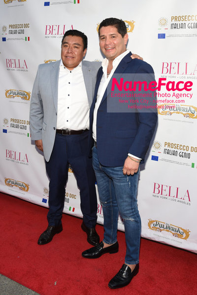 BELLA New York Beauty Cover Launch Party hosted by Alexa Ray Joel Victor Medina and Carlos Barroz - NameFace Photo Agency New York City - hello@nameface.com - nameface.com - Photo by Daniela Kirsch