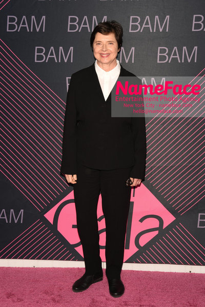 BAM Gala 2018 Isabella Rossellini - NameFace Photo Agency New York City - hello@nameface.com - nameface.com - Photo by Daniela Kirsch