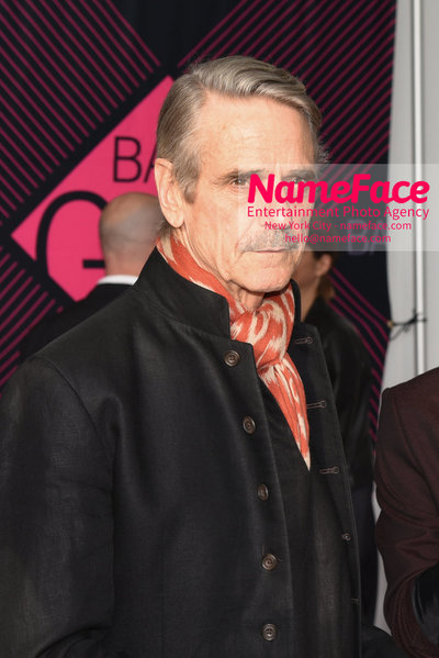 BAM Gala 2018 Jeremy Irons - NameFace Photo Agency New York City - hello@nameface.com - nameface.com - Photo by Daniela Kirsch