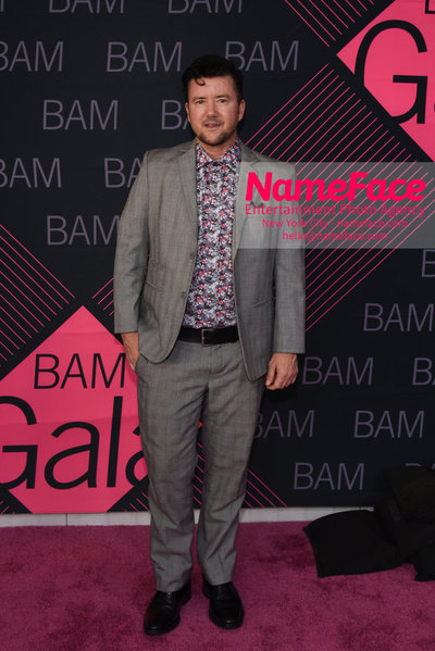 BAM Gala 2018 Silas Howard - NameFace Photo Agency New York City - hello@nameface.com - nameface.com - Photo by Daniela Kirsch