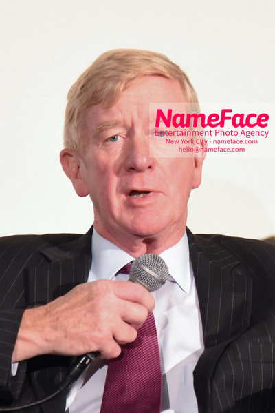 CWCBExpo - 5th Annual Cannabis World Congress & Business Exposition Bill Weld - NameFace Photo Agency New York City - hello@nameface.com - nameface.com - Photo by Daniela Kirsch