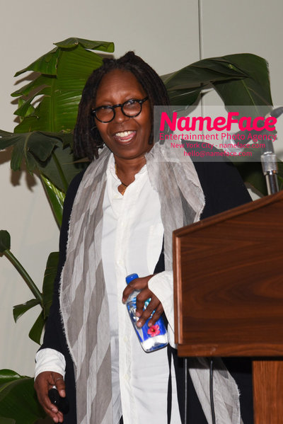 CWCBExpo - 5th Annual Cannabis World Congress & Business Exposition Whoopi Goldberg - NameFace Photo Agency New York City - hello@nameface.com - nameface.com - Photo by Daniela Kirsch