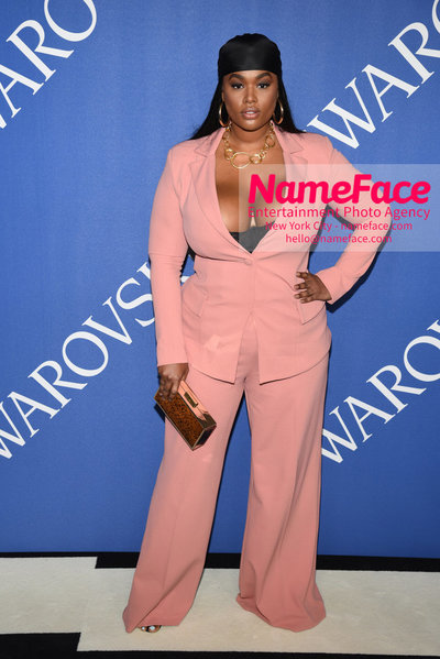 2018 CFDA Fashion Awards Precious Lee - NameFace Photo Agency New York City - hello@nameface.com - nameface.com - Photo by Steve Eichner