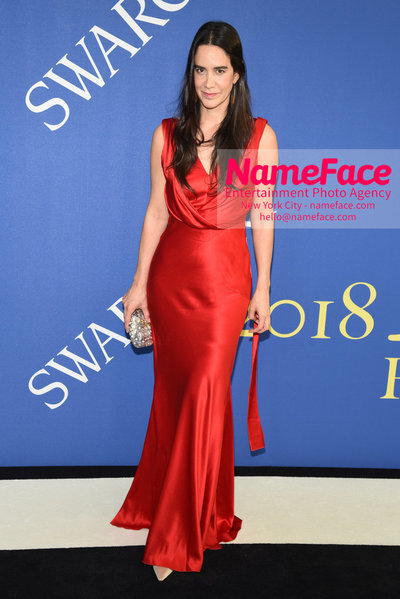2018 CFDA Fashion Awards Ana Khouri - NameFace Photo Agency New York City - hello@nameface.com - nameface.com - Photo by Steve Eichner