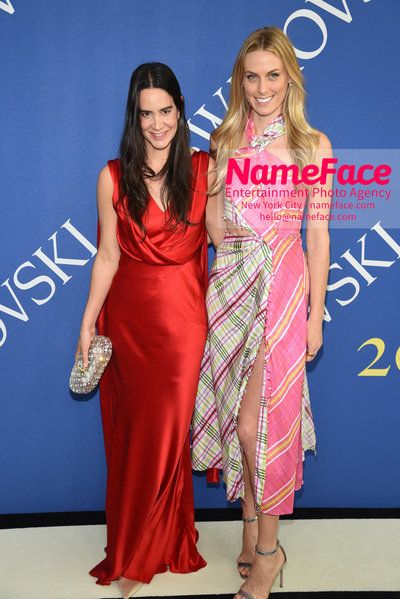 2018 CFDA Fashion Awards Ana Khouri and Selby Drummond - NameFace Photo Agency New York City - hello@nameface.com - nameface.com - Photo by Steve Eichner