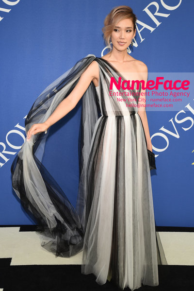 2018 CFDA Fashion Awards Tao Okamoto - NameFace Photo Agency New York City - hello@nameface.com - nameface.com - Photo by Steve Eichner