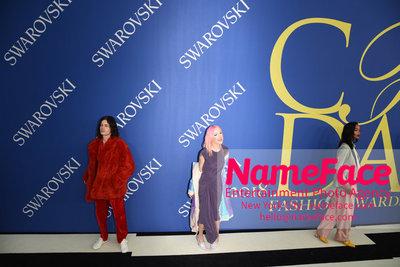 2018 CFDA Fashion Awards Atmosphere - NameFace Photo Agency New York City - hello@nameface.com - nameface.com - Photo by Steve Eichner