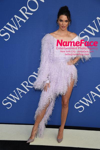 2018 CFDA Fashion Awards Kendall Jenner - NameFace Photo Agency New York City - hello@nameface.com - nameface.com - Photo by Steve Eichner