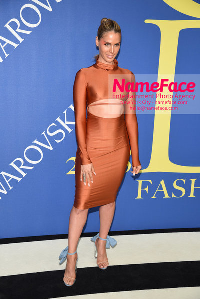 2018 CFDA Fashion Awards Carmen Carrera - NameFace Photo Agency New York City - hello@nameface.com - nameface.com - Photo by Steve Eichner