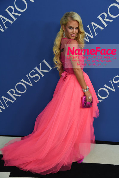 2018 CFDA Fashion Awards Gigi Gorgeous - NameFace Photo Agency New York City - hello@nameface.com - nameface.com - Photo by Steve Eichner