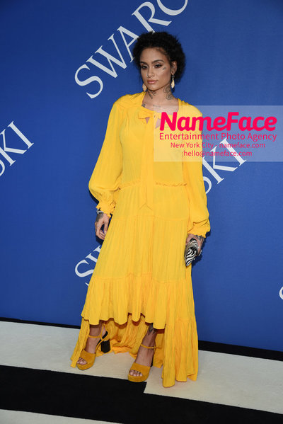 2018 CFDA Fashion Awards Kehlani - NameFace Photo Agency New York City - hello@nameface.com - nameface.com - Photo by Steve Eichner
