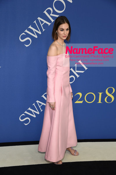 2018 CFDA Fashion Awards Laura Love - NameFace Photo Agency New York City - hello@nameface.com - nameface.com - Photo by Steve Eichner