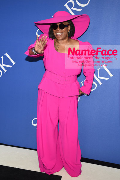 2018 CFDA Fashion Awards Whoopi Goldberg - NameFace Photo Agency New York City - hello@nameface.com - nameface.com - Photo by Steve Eichner
