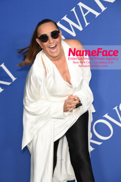2018 CFDA Fashion Awards Donna Karan - NameFace Photo Agency New York City - hello@nameface.com - nameface.com - Photo by Steve Eichner
