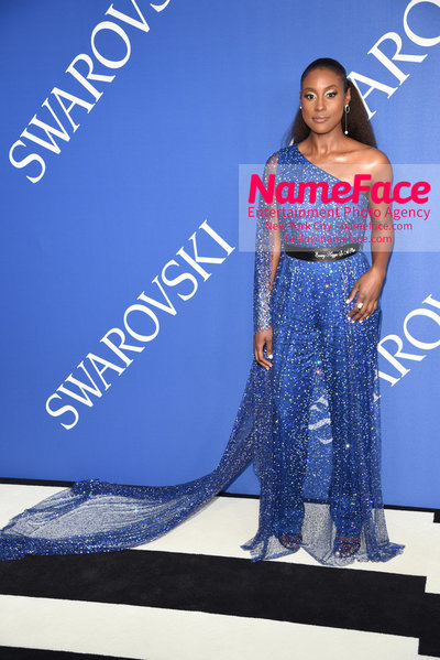 2018 CFDA Fashion Awards Issa Rae - NameFace Photo Agency New York City - hello@nameface.com - nameface.com - Photo by Steve Eichner