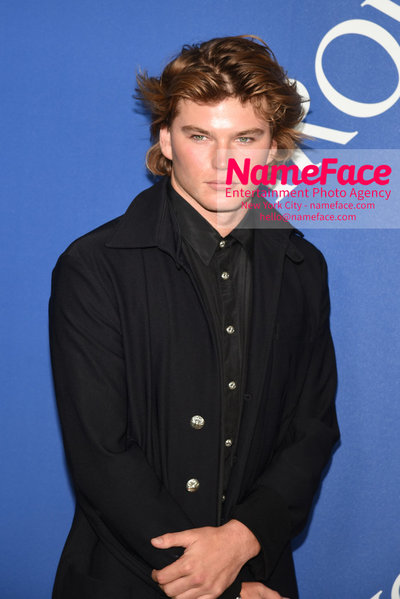 2018 CFDA Fashion Awards Jordan Barrett - NameFace Photo Agency New York City - hello@nameface.com - nameface.com - Photo by Steve Eichner