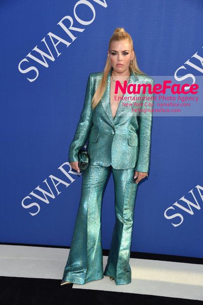 2018 CFDA Fashion Awards Busy Philipps - NameFace Photo Agency New York City - hello@nameface.com - nameface.com - Photo by Steve Eichner