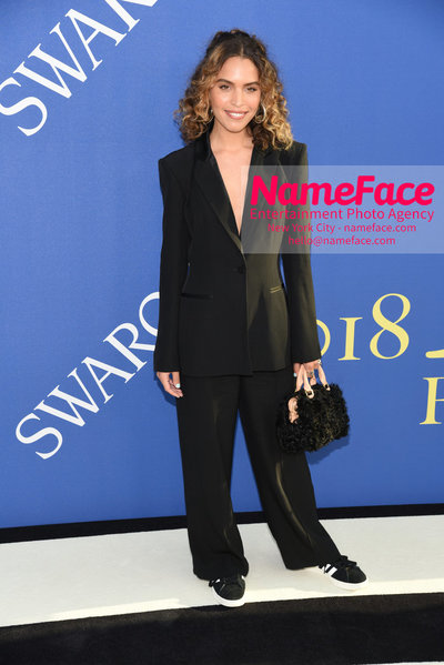 2018 CFDA Fashion Awards Cleo Wade - NameFace Photo Agency New York City - hello@nameface.com - nameface.com - Photo by Steve Eichner