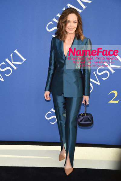 2018 CFDA Fashion Awards Diane Lane - NameFace Photo Agency New York City - hello@nameface.com - nameface.com - Photo by Steve Eichner
