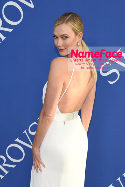 2018 CFDA Fashion Awards Karlie Kloss - NameFace Photo Agency New York City - hello@nameface.com - nameface.com - Photo by Steve Eichner
