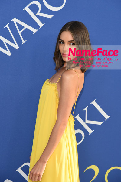 2018 CFDA Fashion Awards Olivia Culpo - NameFace Photo Agency New York City - hello@nameface.com - nameface.com - Photo by Steve Eichner