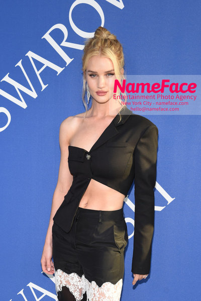 2018 CFDA Fashion Awards Rosie Huntington-Whiteley - NameFace Photo Agency New York City - hello@nameface.com - nameface.com - Photo by Steve Eichner