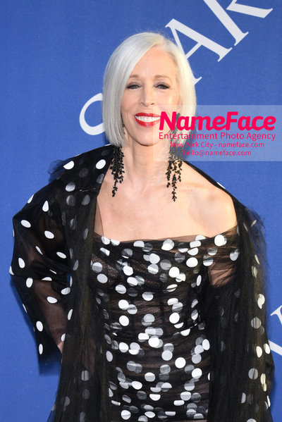 2018 CFDA Fashion Awards Linda Fargo - NameFace Photo Agency New York City - hello@nameface.com - nameface.com - Photo by Steve Eichner