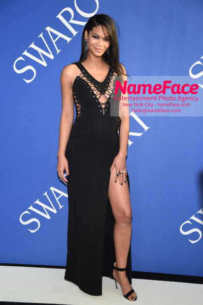 2018 CFDA Fashion Awards Chanel Iman - NameFace Photo Agency New York City - hello@nameface.com - nameface.com - Photo by Steve Eichner