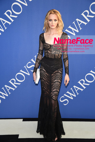 2018 CFDA Fashion Awards Daria Strokous - NameFace Photo Agency New York City - hello@nameface.com - nameface.com - Photo by Steve Eichner
