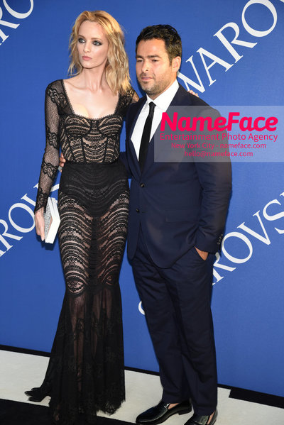 2018 CFDA Fashion Awards Daria Strokous and Jonathan Simkhai - NameFace Photo Agency New York City - hello@nameface.com - nameface.com - Photo by Steve Eichner