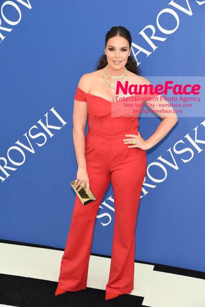 2018 CFDA Fashion Awards Candice Huffine - NameFace Photo Agency New York City - hello@nameface.com - nameface.com - Photo by Steve Eichner