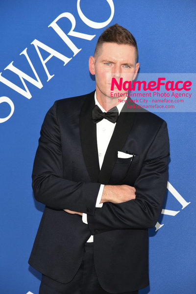 2018 CFDA Fashion Awards Douglas Hand - NameFace Photo Agency New York City - hello@nameface.com - nameface.com - Photo by Steve Eichner